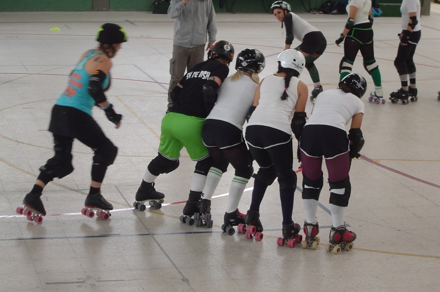 Boot Camp Roller Derby Colombia