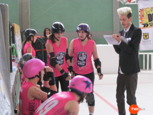 Gray City Rebels Roller Derby Brasil
